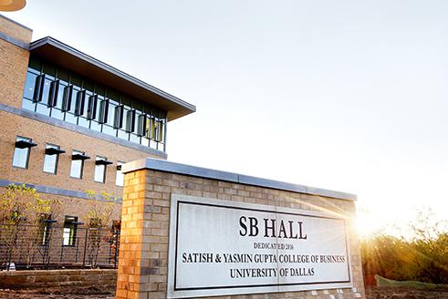 University of dallas science building