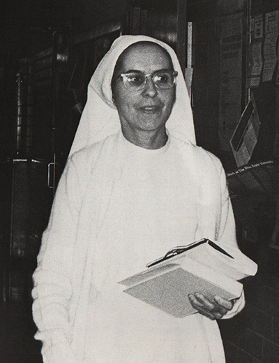 Sister Cecile