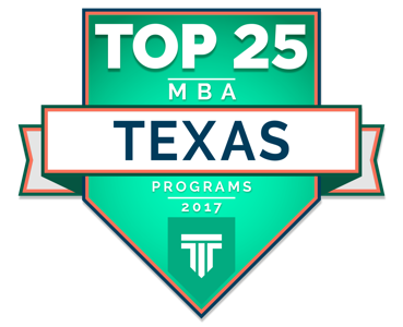 Top 25 MBA Programs in Texas