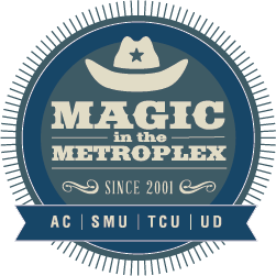 Magic in the Metroplex Logo