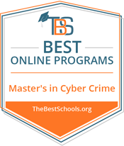 The 50 Best Online Master's in Cyber Crime Programs