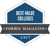 One of America's Best Value Colleges