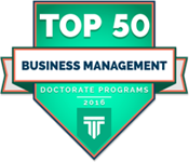 Top Management Degrees DBA Program 2016