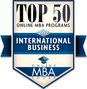 Top 50 Online MBA Programs in International Business
