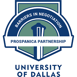 Barriers in Negotiations Badge