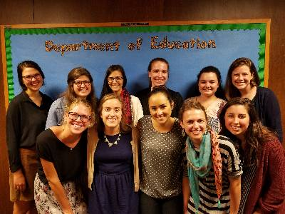 2016 Fall Student Teachers