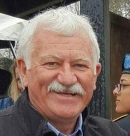 Bill Betzen, BA '71