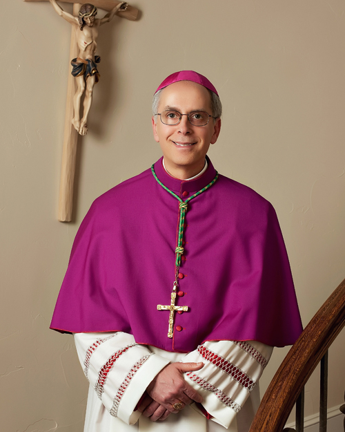 Bishop Mark Seitz