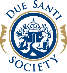 Due Santi Society Logo