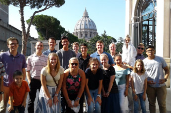Rome & the Catholic Church Last Week