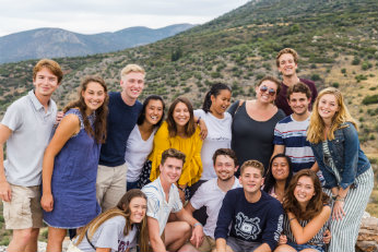 Fall 2018 Greece Trip and Fall Break