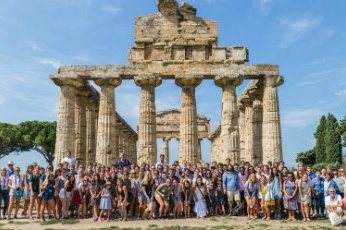 Fall 2018 Southern Italy Trip and Site Visits