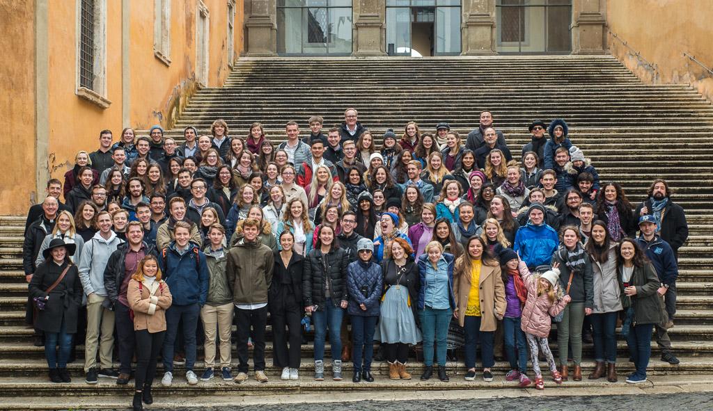 Spring 2019 Romers Arrive