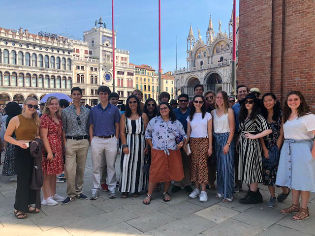 Shakespeare in Italy Venice and Padua Trip