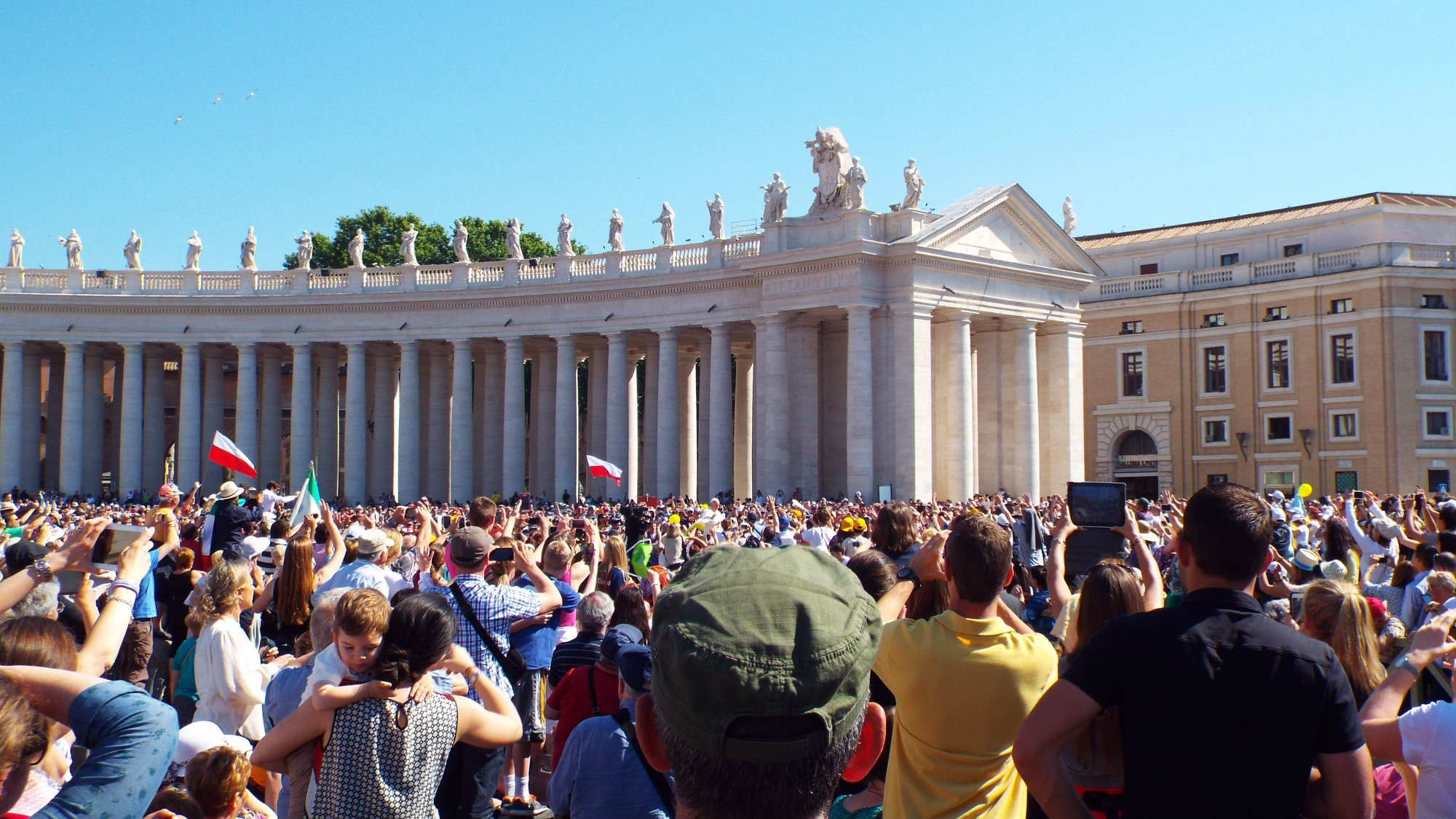 Papal Audience