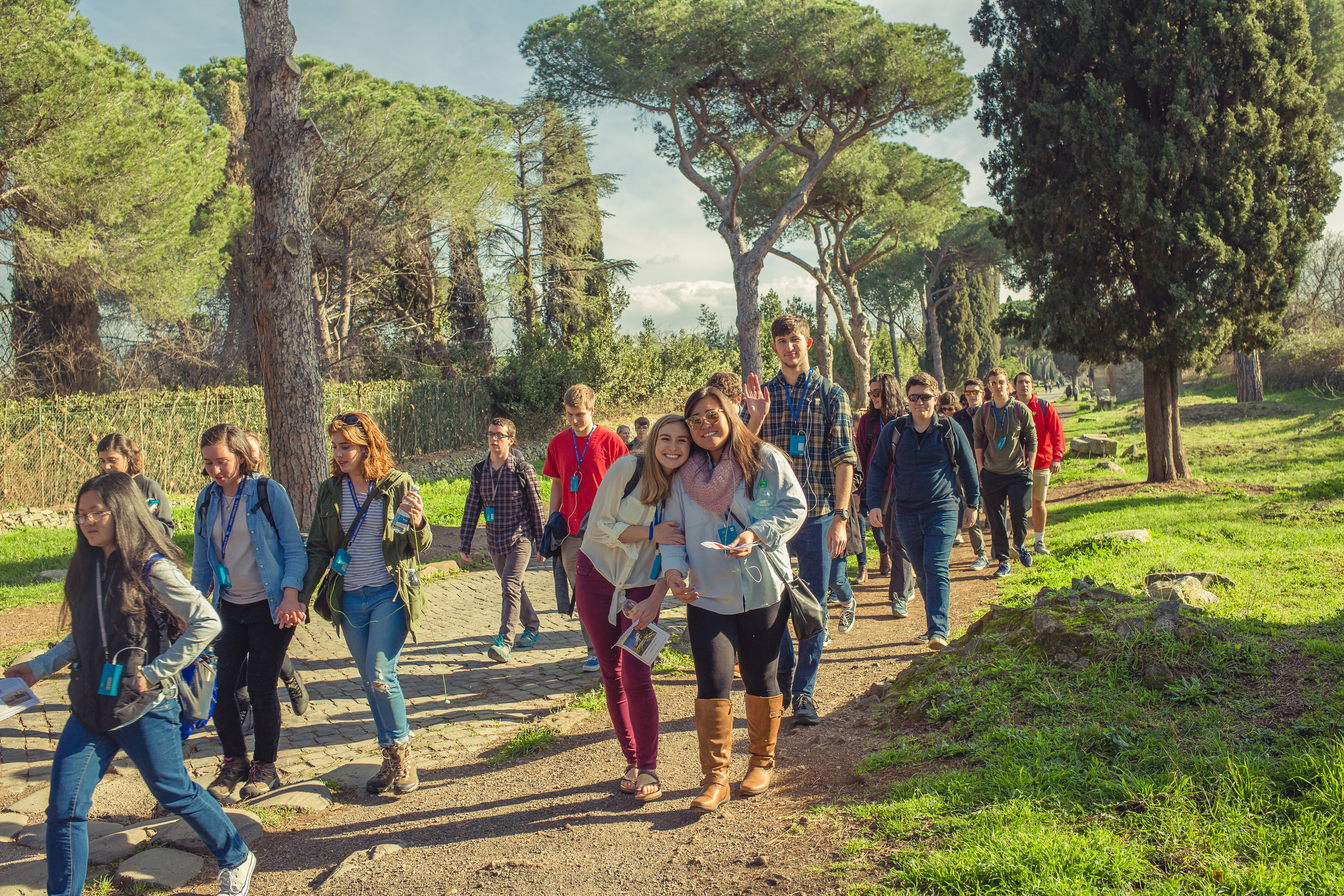 Appia Antica Walk and Wine Tasting