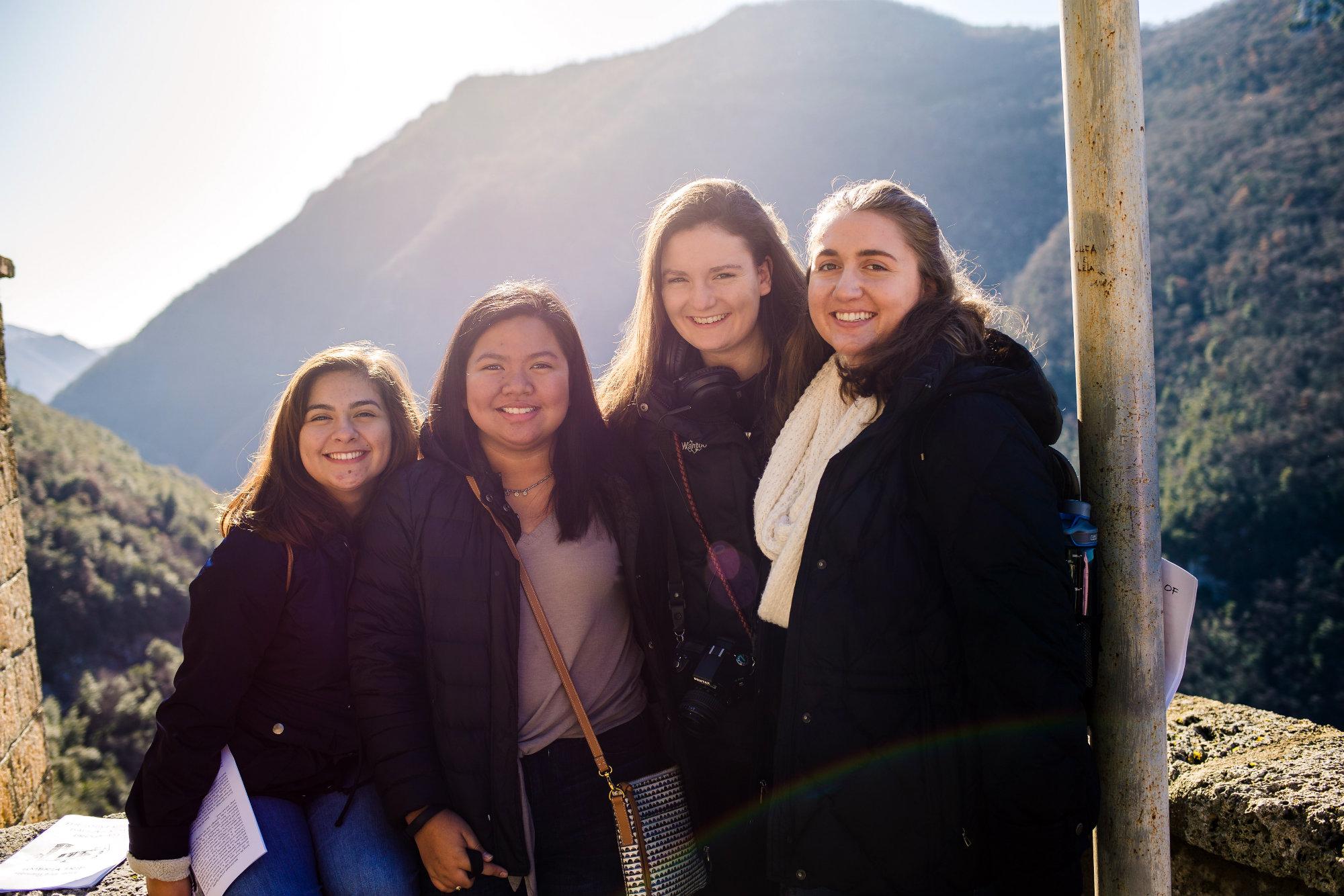 Spring 2018 Umbria Trip
