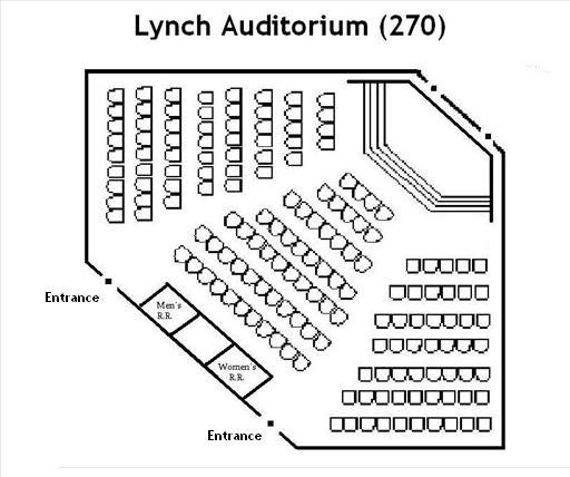 Lynch Auditorium